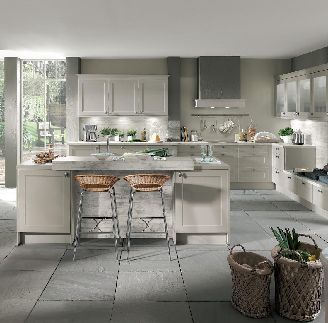 Landhaus-Küchen